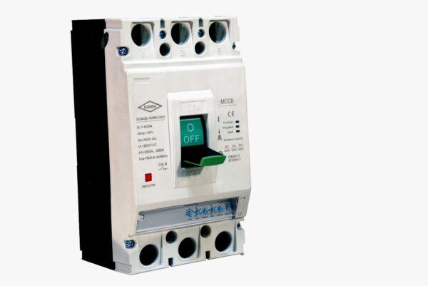 MCCB 400AF 3P ELECTRONIC KAVEH