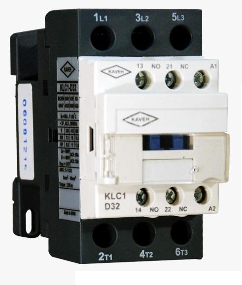 contactor kaveh F2 D09 D18