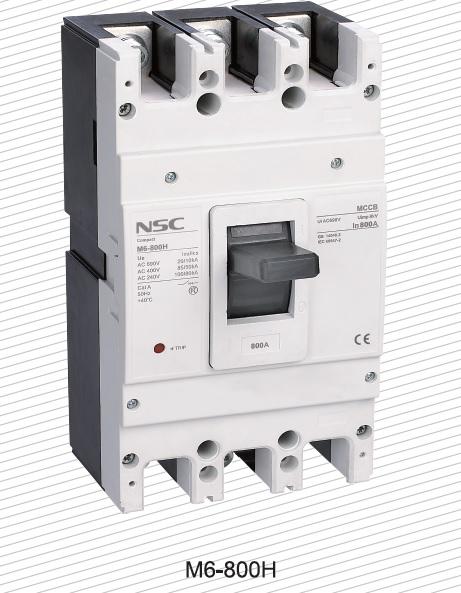 MCCB 800 FIX